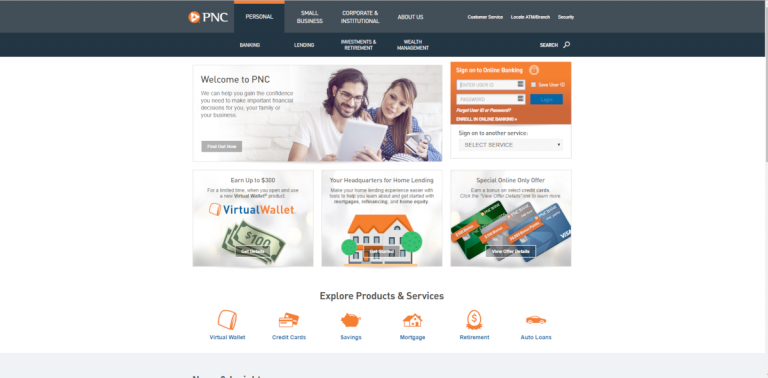 PNC Bank - ResourceShark Business Directory